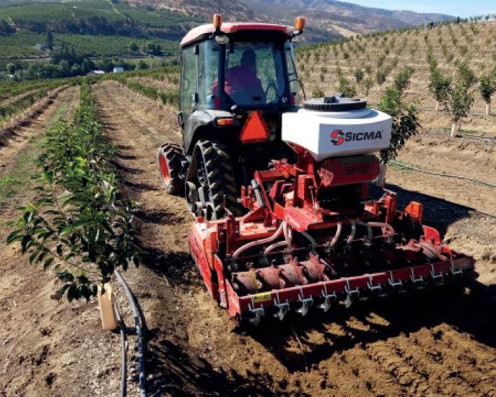 Erpici agricole